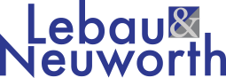 Lebau & Neuworth Logo Return to Homepage