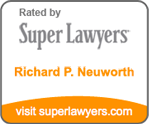 Links to Richard P. Neuworth on Super Lawyers
